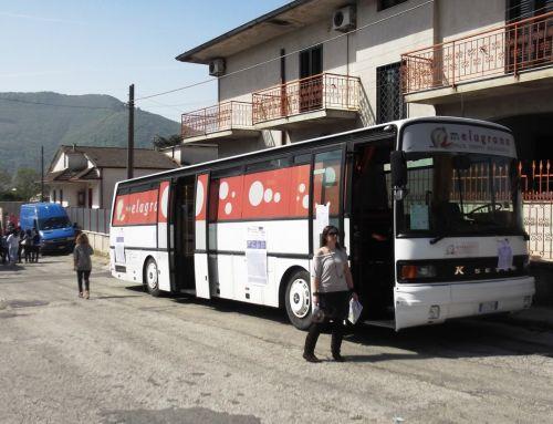 Il Service Bus Melagrana e la Prevenzione Alcologica