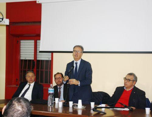 """Gran partecipazione alla giornata """"Lavoro Agricoltura sociale Ambiente"""""""