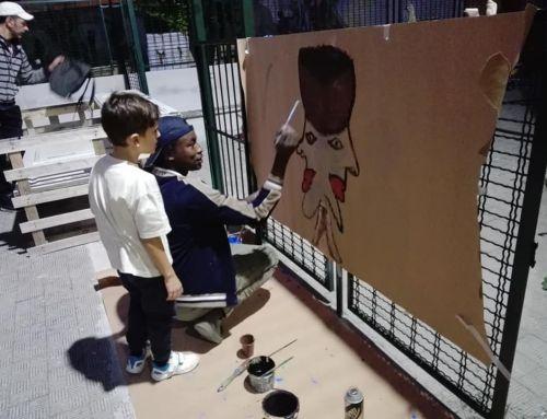 ORTIKA street ICare 2018: costruire le comunità, riempirle di noi e di umanità