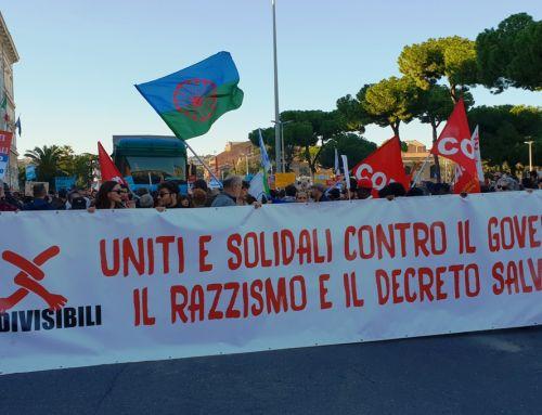 Indivisibili. Il video della manifestazione del 10 novembre 2018 a Roma