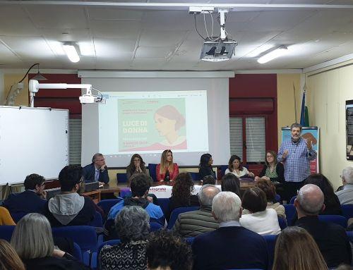 Presentato lo Sportello di Consulenza legale e psicologico Luce Di Donna al Centro Melagrana