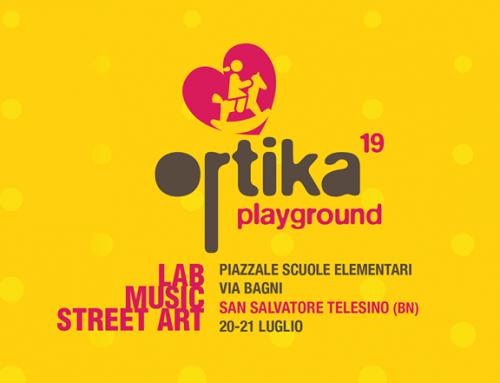 Liberi di giocare: ad Ortika 19 il diritto alla vita dei più piccoli