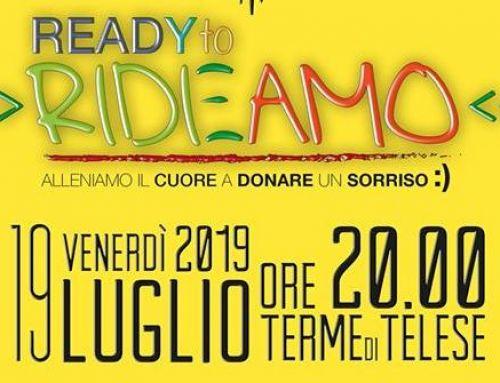 Ready to Ridieamo: una biblioteca per il reparto di otorinolaringoiatria. Le Edizioni Melagrana donano i propri libri.