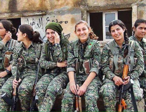 La Turchia pronta ad invadere il Kurdistan siriano. OGNI GOLIA PRIMA O POI INCONTRA IL SUO DAVIDE