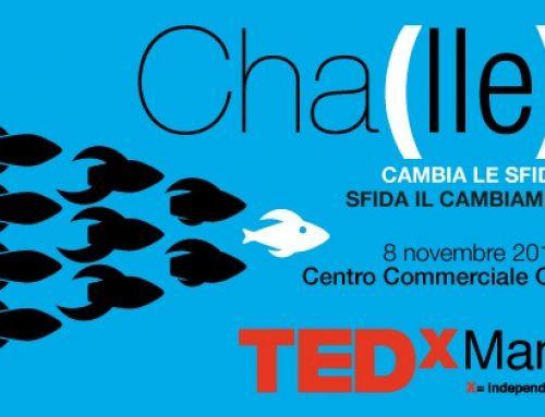Roberto Malinconico, presidente di Melagrana, uno degli speaker del TEDX 2019