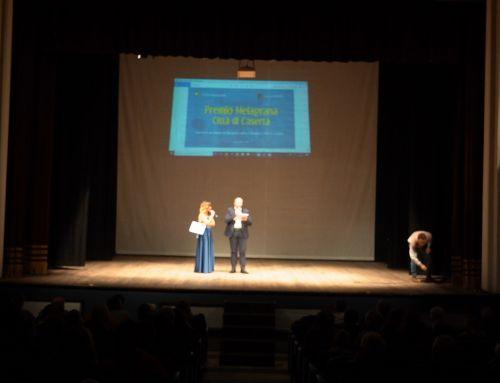 Premio Melagrana – Città di Caserta. Premiate le opere letterarie e l'impegno civile.