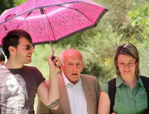 Il partigiano Gennaro Di Paola ci ha lasciato. Ci restano i suoi insegnamenti