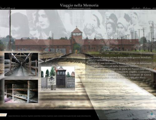 La mostra fotografica Viaggio nella Memoria al Buonarroti di Caserta