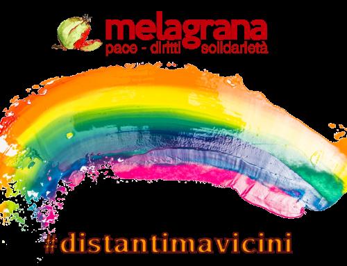 #distantimavicini  Melagrana chiude gran parte delle attività, altre continuano con i suoi volontari.